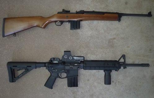 AAA-Rifles