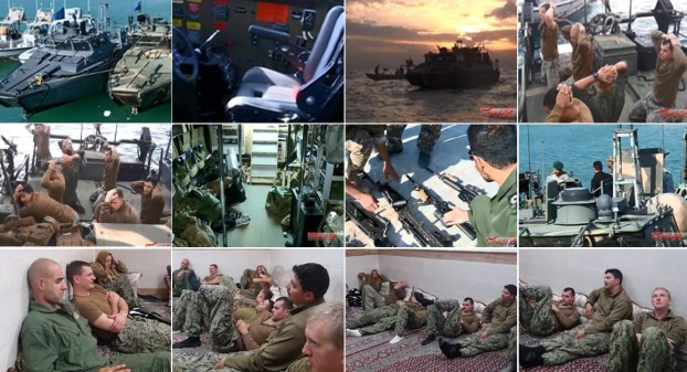 Iran takes US Marines hostage-BO